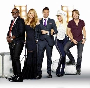 第12季美國偶像 全新評審團陣容