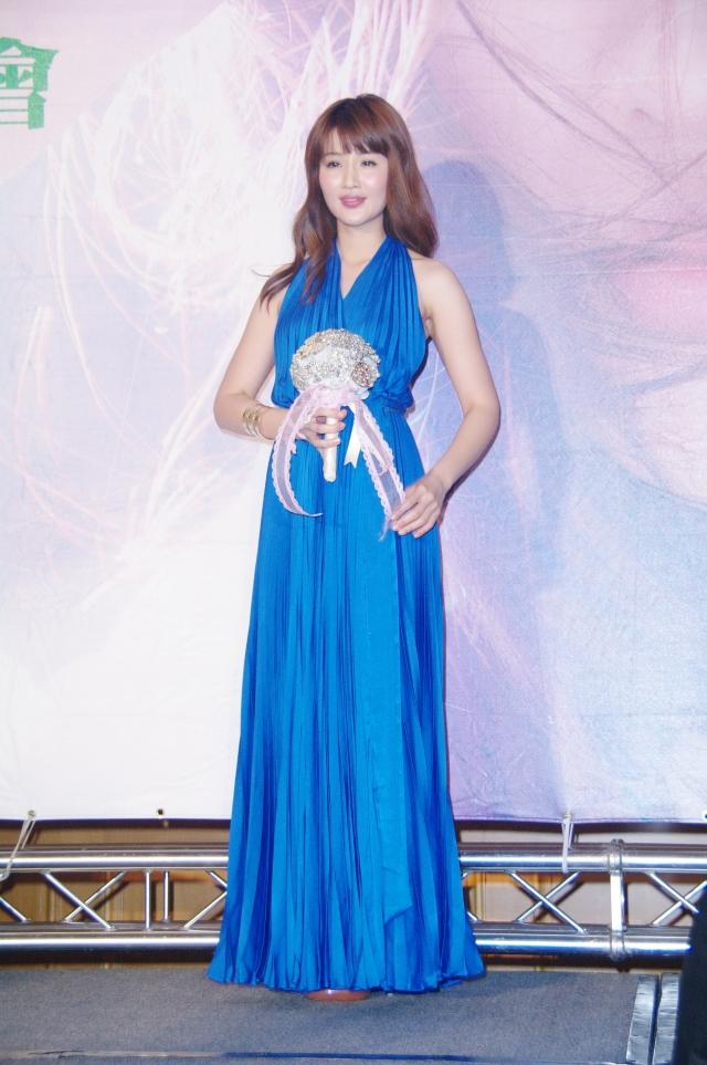 蘇盈之在台灣學到很多東西,她很感謝台灣的歌迷。(黃宗茂/攝影)