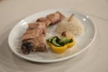 南洋料理 海南雞飯|梅子 | 廚娘香Q秀 | 醃漬梅子