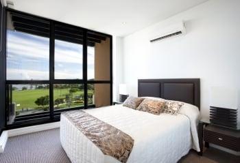 空調可調節室內溫度,提升居家生活品質,但須重視定期保養。(Photos)