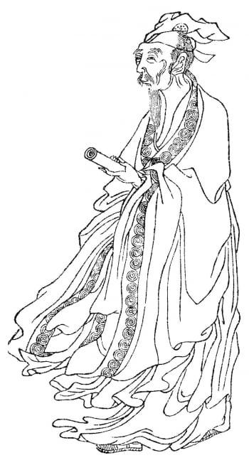 唐代詩人白居易。(維基百科)
