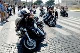 哈雷機車慶110年 10萬車迷歡慶|羅馬