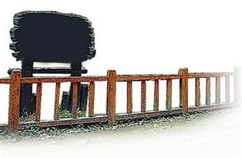 引路木牌(攝影/楊宗鴻)