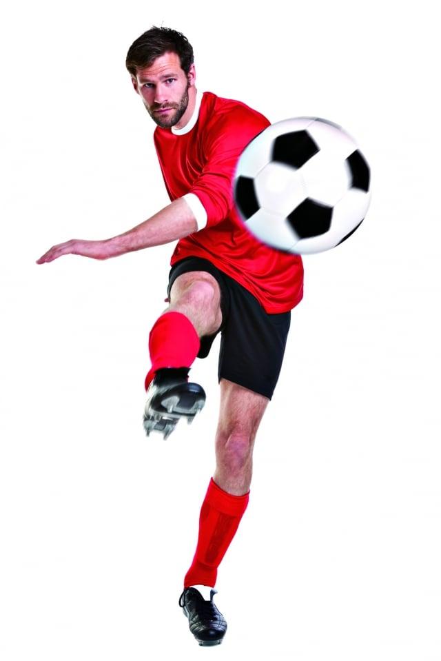 運動可促進健康,但不留意,也會帶來運動傷害。(Fotolia)