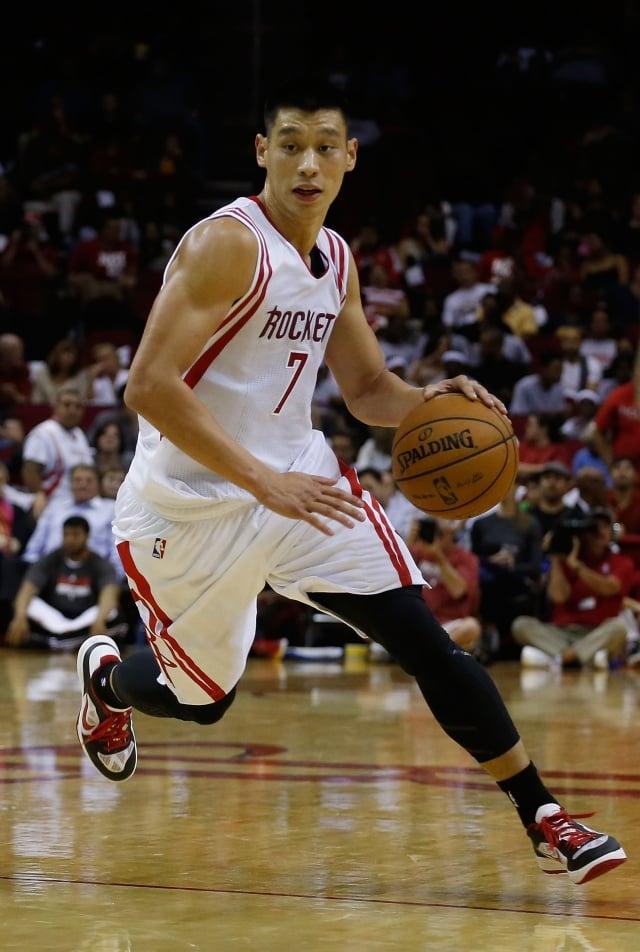 林書豪若被交易,10月的NBA熱身賽,台灣球迷將無緣見到林書豪。(Getty Images)