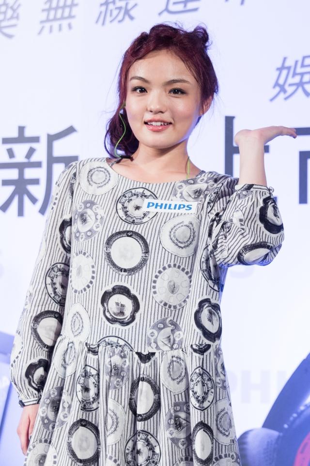 徐佳瑩。(記者陳柏州/攝影)