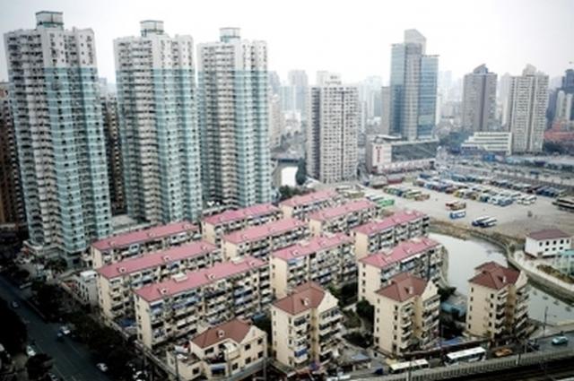 美國《大西洋月刊》和外媒在線雜誌《石英》7月1日文章報導,根據國際貨幣基金組織IMF的計算,世界上10大貴的讓人難以承受的房地產市場中,有7個在中國。資料圖片。(AFP)