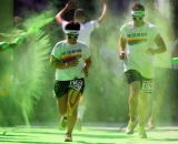 彩色路跑德國登場 快樂第一|彩色路跑