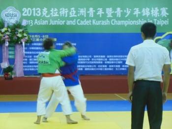 2013克拉術亞青賽青年女子組總決賽(圖、文/記者林秀麗
