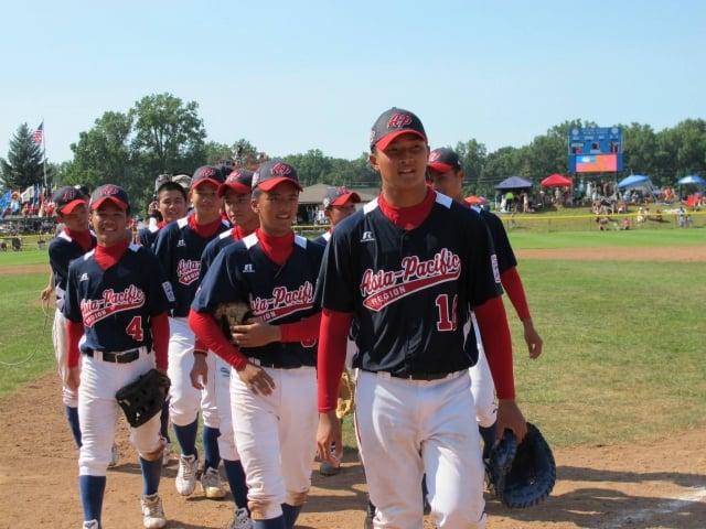 中華健兒拿下LLB青少棒錦標賽冠軍。(桃園教育局提供)