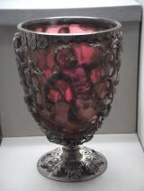 技藝驚人 1,600年前神秘高腳杯 使用奈米工藝|羅馬