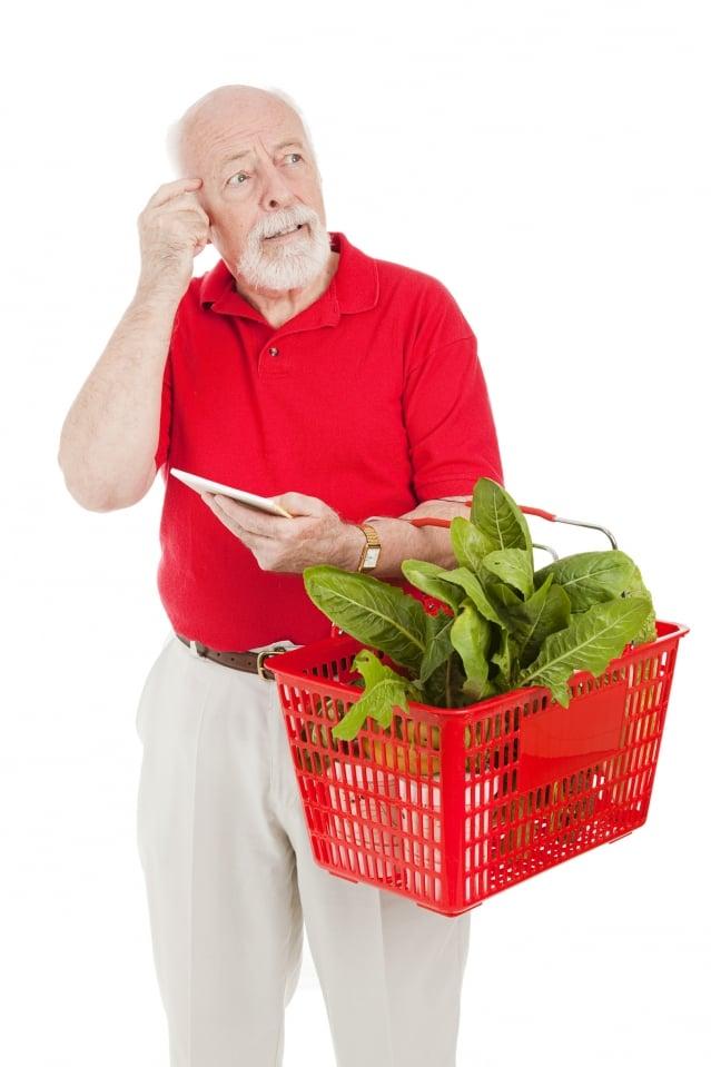 研究表明,老年人的腦力(如多工處理)能夠透過訓練得到改善。(Fotolia)