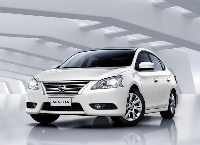 Nissan Sentra(Nissan提供)