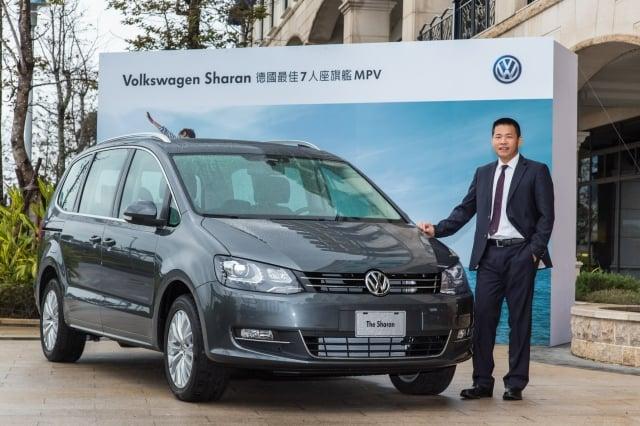 台灣七人座休旅車選擇性少,福斯年初即推出4款車型,搶攻台灣市場。(太古標達汽車提供)