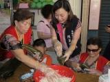 華山感恩茶會 爺奶包粽義賣傳愛|端午 | 立蛋