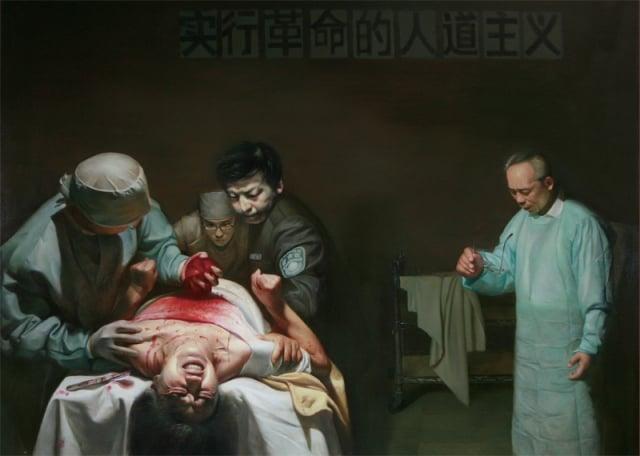 中共從下至上,從底層警察到薄熙來、周永康、江澤民,都參與進來把屠殺法輪功學員,然後盜取器官當成生意在做。(大紀元資料室)
