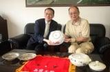 豐富台灣文化寶庫 莊萬壽捐傳家寶|長榮大學