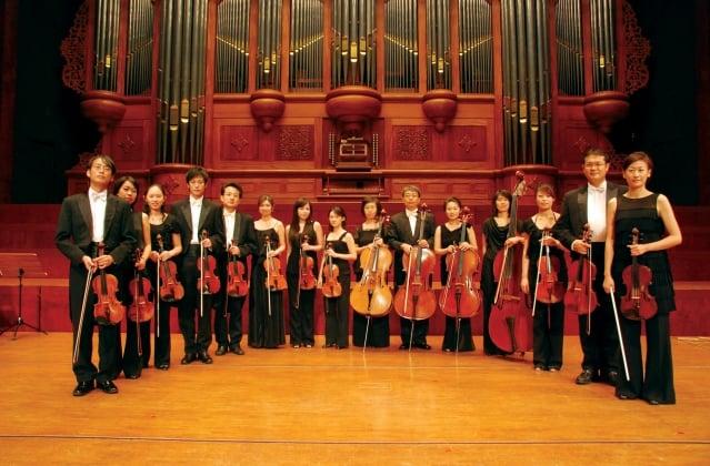 小提琴家克里斯托夫.浦利葉(Christophe Boulier)將與台灣絃樂團六度同台演出。(台灣絃樂團提供)