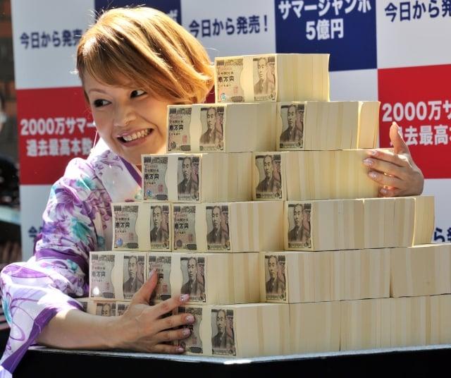 日圓重貶 亞洲貨幣戰再起