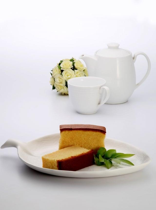 蜂蜜蛋糕。(羅撒蛋糕提供)