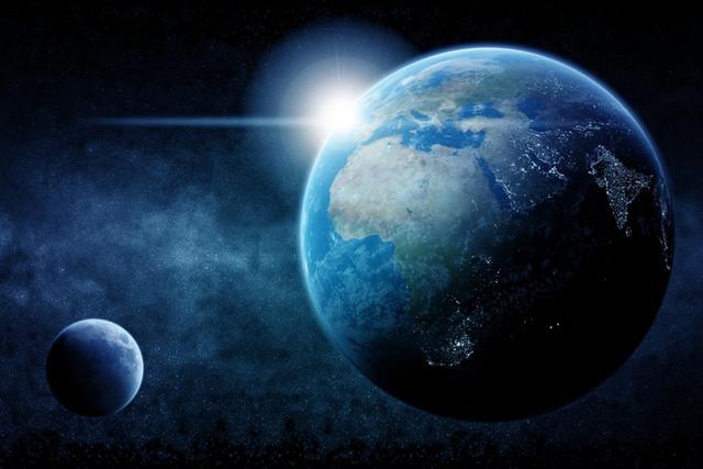 一項最新天文學研究認為,地球之水不是來自於彗星撞地球,而更有可能來源於行星群。(Fotolia)