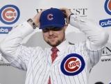 列斯特加盟小熊 簽約金刷新紀錄|MLB