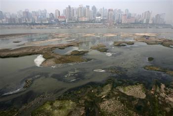中國癌症村遍布各省 汙染是元凶