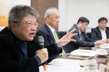 拒內閣制 綠營智庫:應廢行政院長