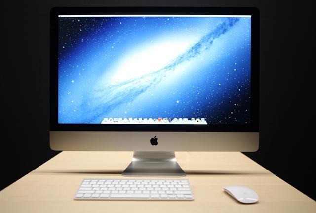 桌上型電腦使用時間一長,速度難免變慢。一位記者日前分享了他的iMac成功的升級經驗,供讀者參考。(Kimihiro Hoshino/AFP)