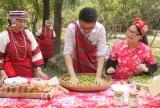 部落旅遊行程 泡湯採梅趣|梅子 | 廚娘香Q秀 | 醃漬梅子