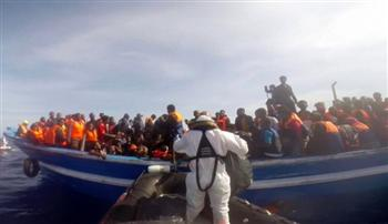 義大利海警兩天救起5800名偷渡客 10死