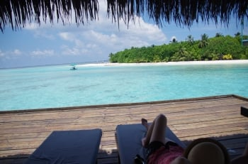 遺落在印度洋的珍珠 馬爾地夫小島旅行 省錢也能玩得盡興