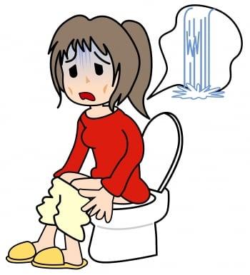 經常腹瀉是陽虛