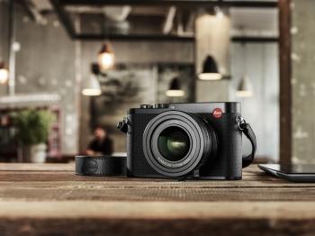 首款全片幅輕便相機 LEICA Q 上市