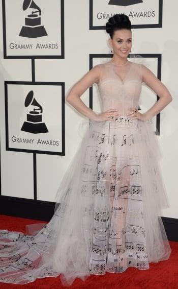 富比世百大名人收入榜 最會賺錢歌手:凱蒂佩芮