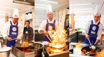 【中國菜廚技大賽】東北菜冠亞軍從缺 中國廚師嚴哲獲銅獎