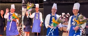 【全世界中國菜廚技大賽】黃維奪魯菜亞軍 吳守功再獲銅牌