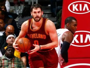 NBA/簽5年1.1億元約 洛夫續留騎士