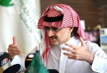 中東首富9950億財產 裸捐作公益