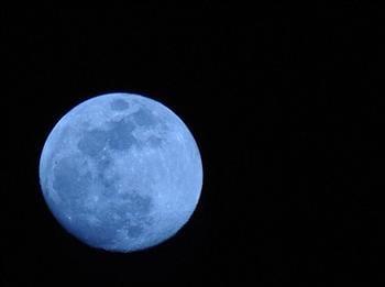 難得一見 今年7月將出現「藍月亮」