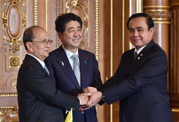 制衡中共 日本巨款援湄公河5國