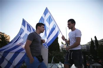 希臘公投61.3%否決紓困 美股道瓊期指大跌逾230點
