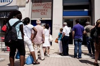 希臘公投拒紓困 政院:對台影響不大