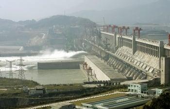 減碳   中共擬建大壩  民團:殺河取電