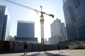 陸經濟研究中心:中國已進入結構性通縮