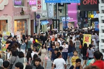 韓MERS疫情趨緩 外國遊客回流