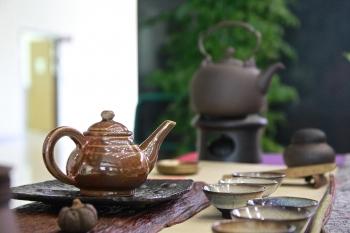 陶藝界的活寶典 九旬林添福陶壽展