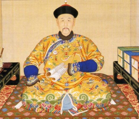 《庭訓格言》為清聖祖康熙皇帝所作。(維基百科)