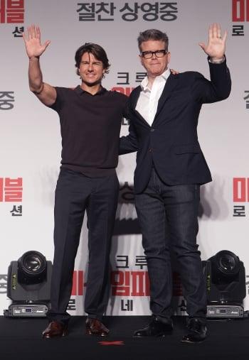 《不可能的任務5》全球登場 阿湯哥籌拍續集