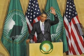 歐巴馬: 放眼未來 美國是非洲更佳夥伴